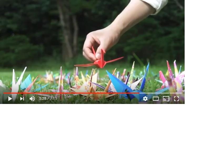 当塾生徒 MV制作完了 youtube デビュー!